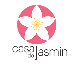 Casa do jasmin Logo