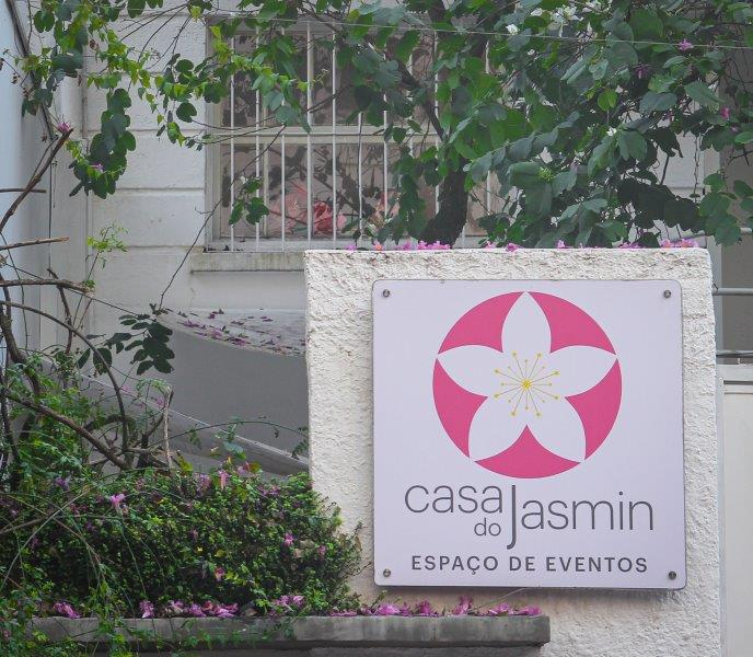 Logo Casa do Jasmin