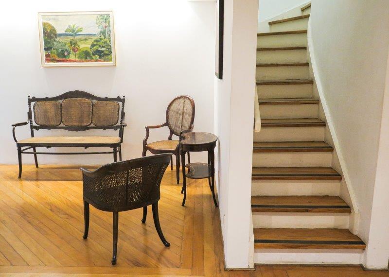 Escadaria Casa do Jasmin