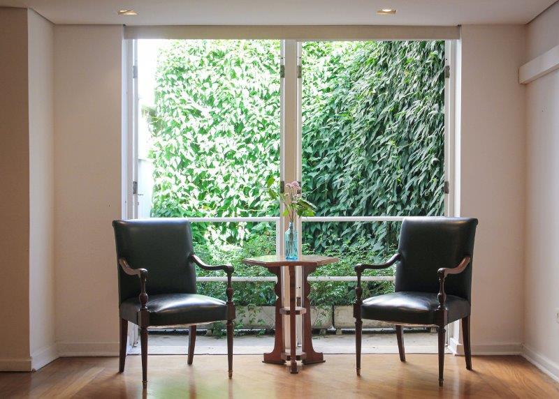 Sala para entrevistas